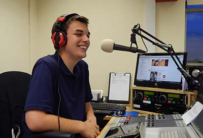 A day in the life of a Brooklands Radio presenter…
