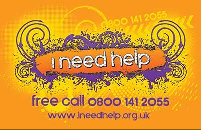 I Need Help – Surrey Helpline
