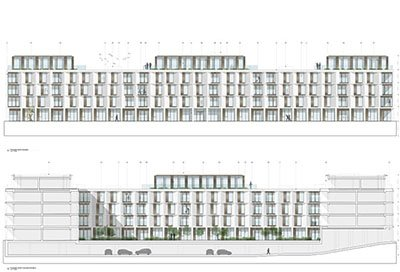 2 New Planning Applications for the Birds Eye Building on Station Avenue